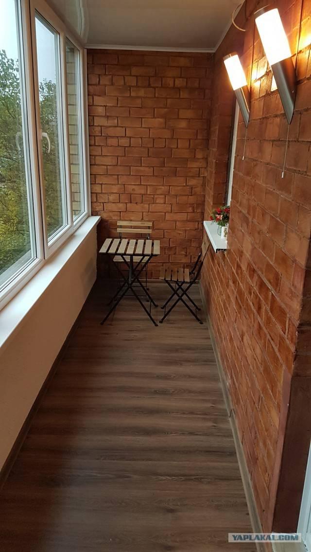 Освещение на балконе: варианты и подключение своими руками