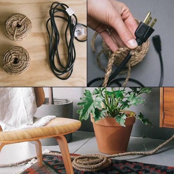 Как задекорировать кабель канал на стене? - строительные рецепты мира