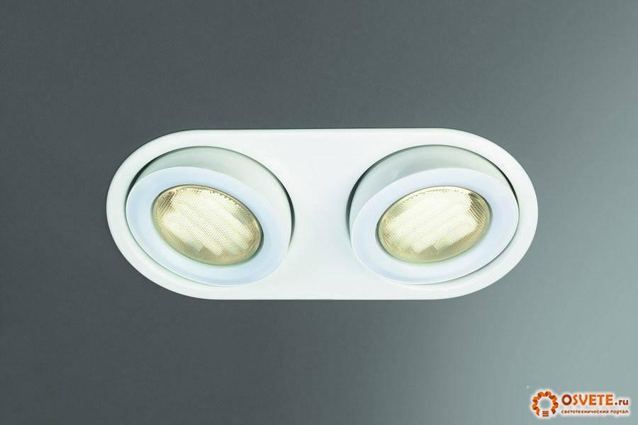 Точечные светильники: характеристики, виды и применение