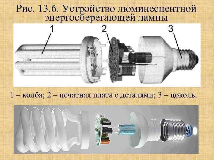 Делаем блок питания из энергосберегающей лампы