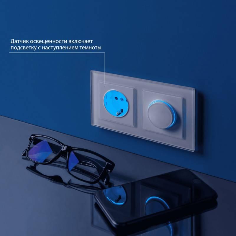Розетки и выключатели в интерьере: цвет, правила подбора - 9 фото
