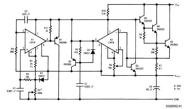 Компараторы и поликомпараторные микросхемы в устройствах на микросхемах