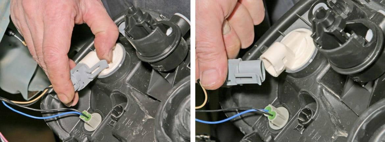 Замена ламп габаритов и поворотов на рено сандеро - led свет
