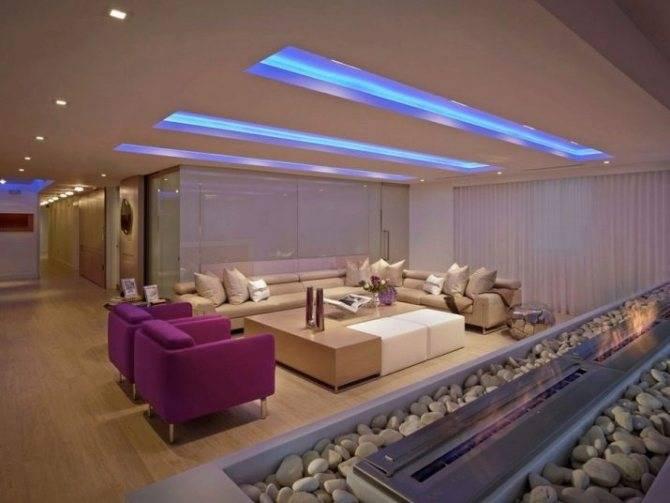 Как сделать неоновый свет в комнате самостоятельно