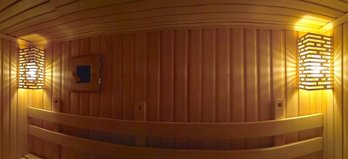 Светильники для бани: разбор составляющих и видеоинструкции по самостоятельному изготовлению