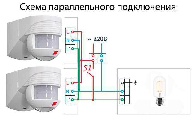 Датчик движения для включения света - особенности выбора и рейтинг лучших производителей (120 фото + видео)
