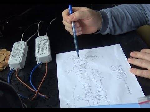 Ремонт люстры с пультом дистанционного управления и диагностика поломок