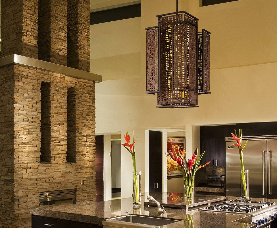 Японский стиль в интерьере комнаты: современный дизайн  - 26 фото