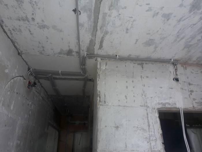 Cхема электропроводки в двухкомнатной хрущевке: порядок замены и заземление