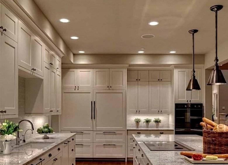 Сколько нужно точечных светильников на комнату 20 м натяжные потолки. сколько точечных светильников нужно на комнату