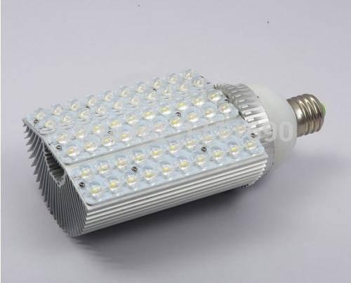Уличный светодиодный светильник на столб: виды, устройство, как выбрать