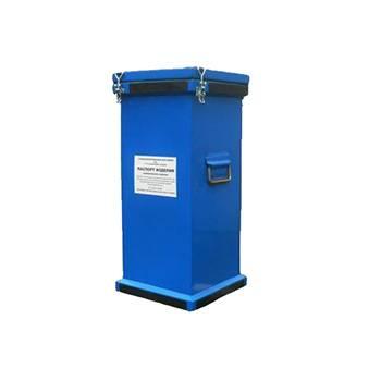 Хранение люминесцентных ламп: контейнер, ящик (бочка), правила и нормы для помещений предназначенных для сбора ртутных отработанных ламп на предприятии и гост