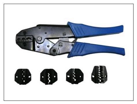 Клещи для опрессовки проводов - работа с наконечниками и клеммами - ншви, нки, нви, ншпи, рпи