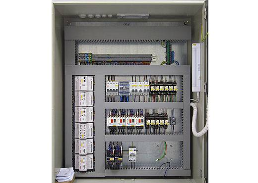 Нюансы монтажа электрического шкафа, особенности конструкции