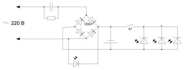 Как в светодиодный фонарь при замене установить li-ion аккумулятор