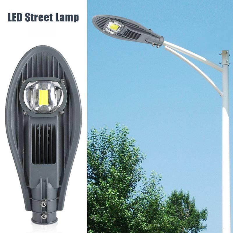 Таблица мощности светодиодных ламп - особенности