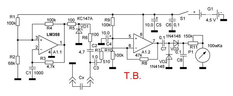 Smd конденсатор как проверить мультиметром?