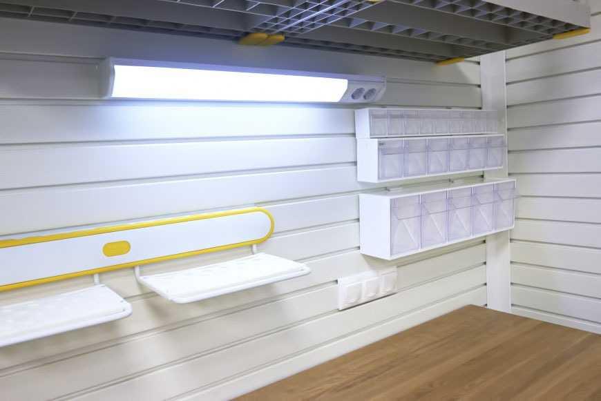 Светодиодные светильники для гаража: преимущества и недостатки
