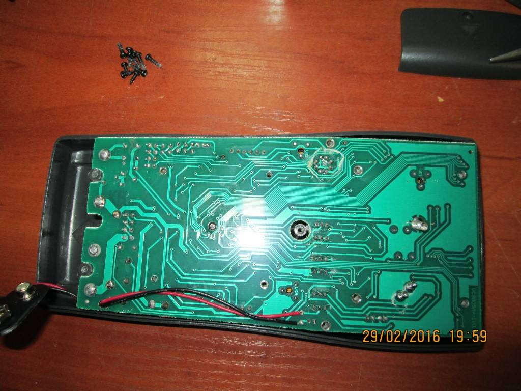 Мультиметр dt830b инструкция по применению