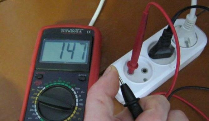 Как найти фазу и ноль без приборов, мультиметра и индикатора