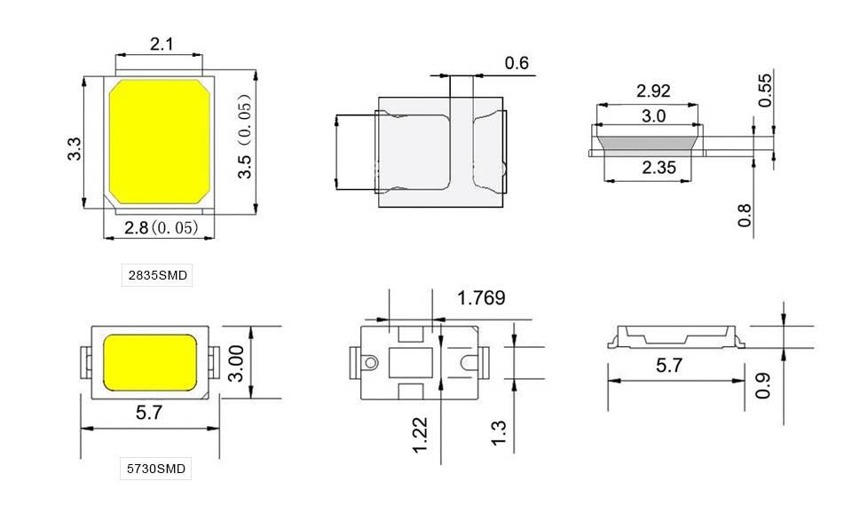 Подключение светодиодных лент самостоятельным путём к электропитанию с применением блока и без такового