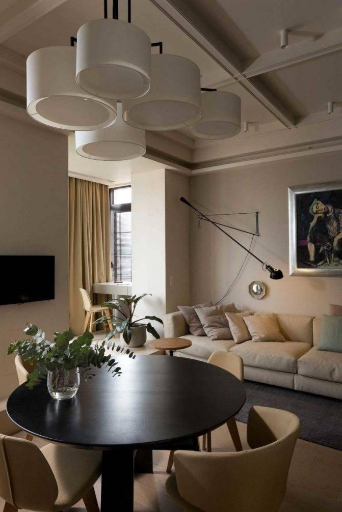 Как правильно выбрать люстру в зал: размеры, мощность, форма, лампочки