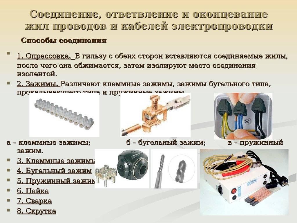 Виды кабелей и проводов: назначение, разновидности, какие провода бывают, марки