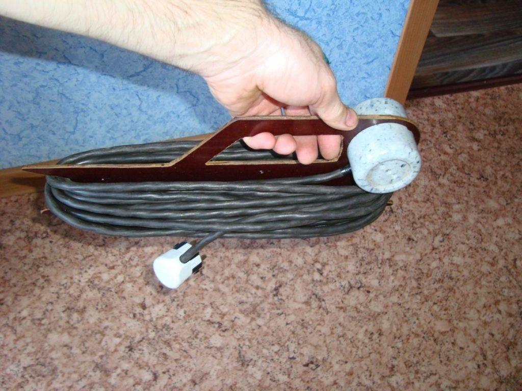 Как сделать катушку для удлинителя своими руками в домашних условиях? - лабуда - медиаплатформа миртесен