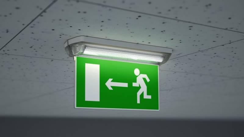 Аварийное освещение: нормы, требования, виды и устройство