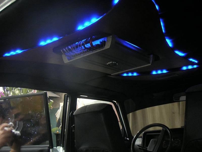 Как подключить и установить светодиодную ленту в машине