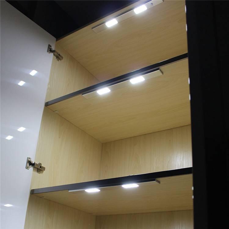 Подсветка шкафа светодиодной лентой | led в шкафу своими руками