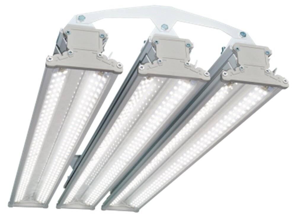 Светильники промышленного типа – разновидности и порядок применения