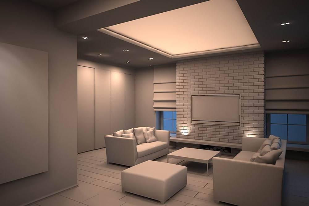 Как правильно организовать освещение? советы про свет и цвет.