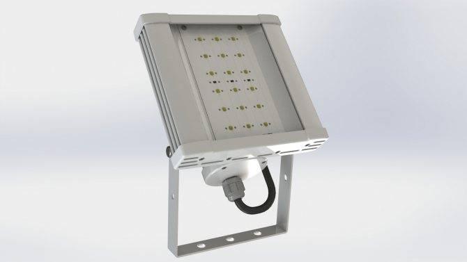 Как выбрать светодиодный прожектор для дачи?