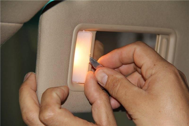 Замена ламп на автомобильных фарах - это должен знать каждый автовладелец
