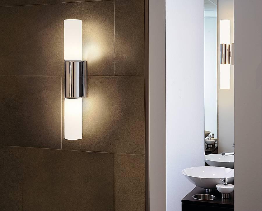 Бра для ванной — как выбрать идеальный настенный светильник для ванной?