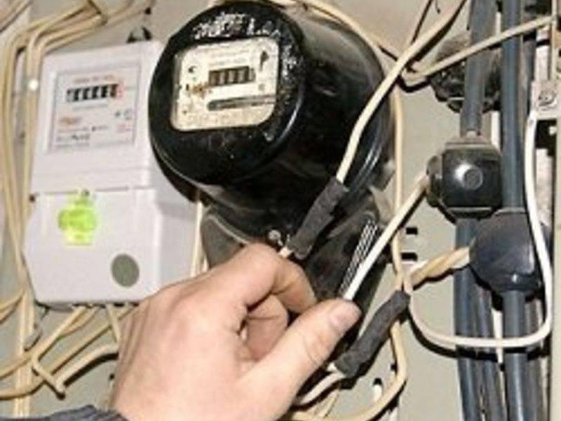 Перепрограммирование многотарифных электросчетчиков меркурий