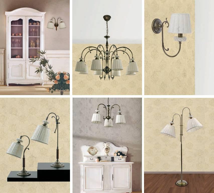 Люстры в стиле «прованс» (57 фото): белые потолочные светильники и модные кованые модели в спальне и гостиной