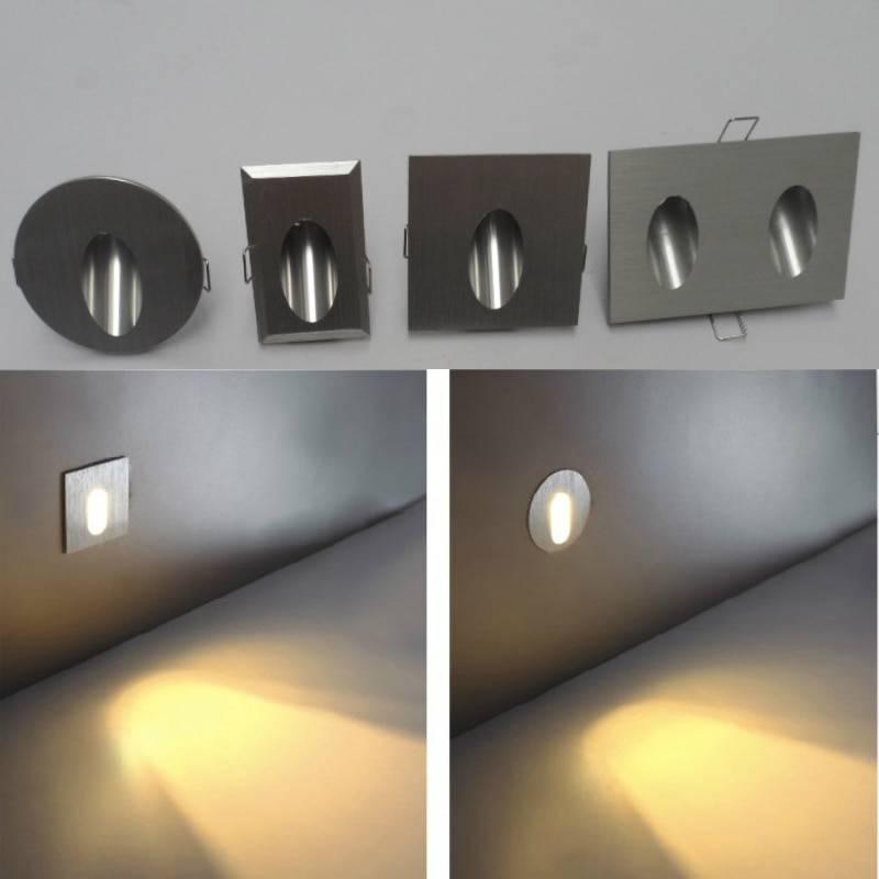 Как правильно сделать подсветку стен в квартире