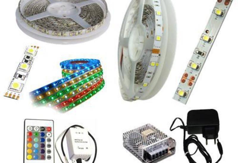 Расчет освещения светодиодными светильниками   калькулятор