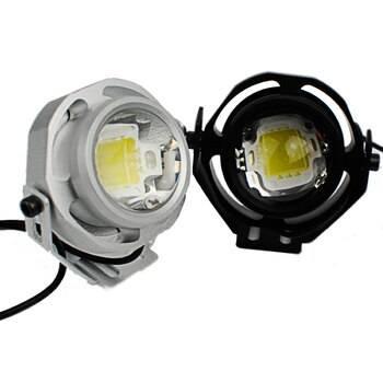Есть ли штраф за установку светодиодных led лампочек в фары?