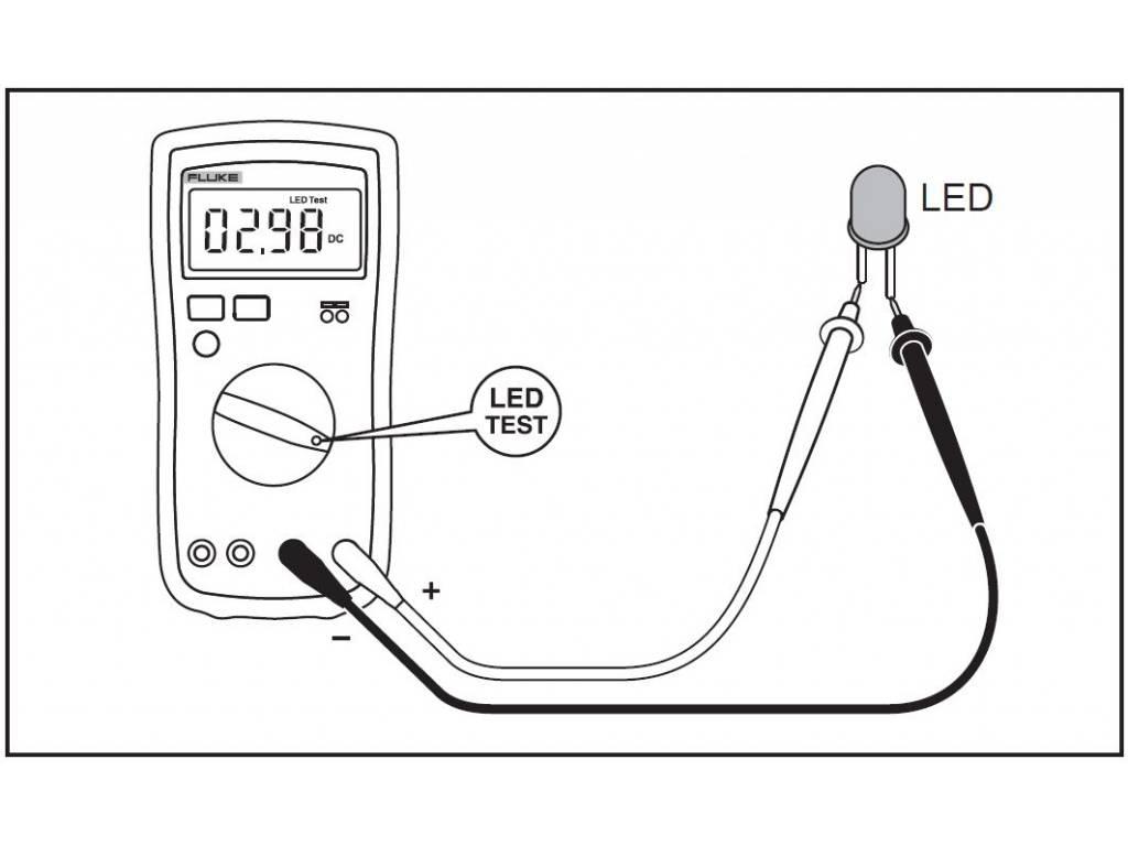 Как прозвонить провода мультиметром: на обрыв, на целостность