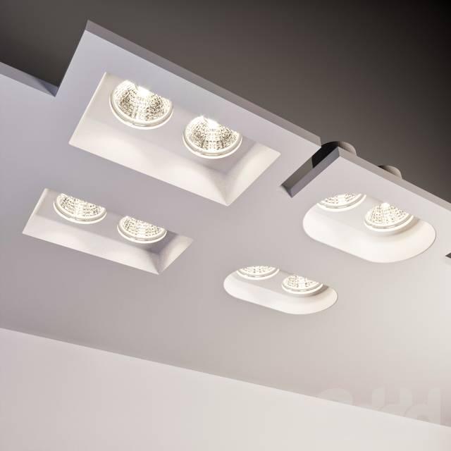 Точные светильники потолочные: типы и виды устройств, описание и характеристика, как подобрать размеры спотов по разновидности потолков и какой диаметр отверстия лучше подойдет