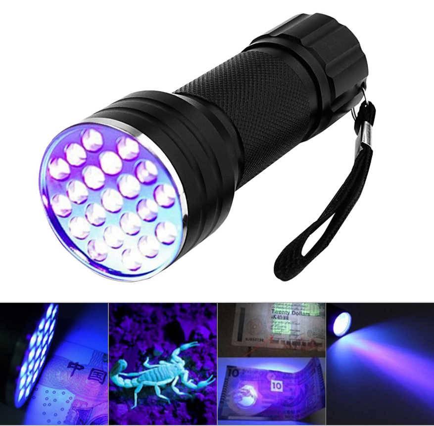 Ультрафиолетовый фонарик: для чего нужен, как выбрать, производители