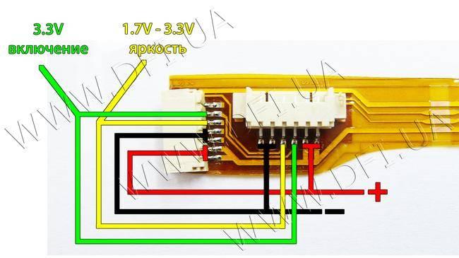 Ремонт подсветки монитора: замена ламп на светодиодную ленту своими руками
