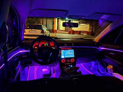 Как установить и подключить светодиодную ленту в машине своими руками + видео » автоноватор