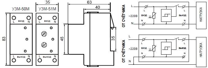 Узм-51м: принцип работы. плюсы и минусы устройства