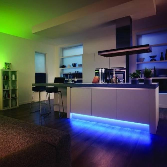 7 правил как сделать хорошее освещение в комнате.
