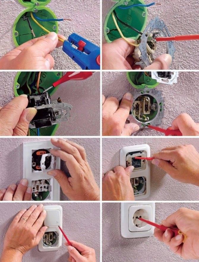 Как добавить розетку в квартире самостоятельно