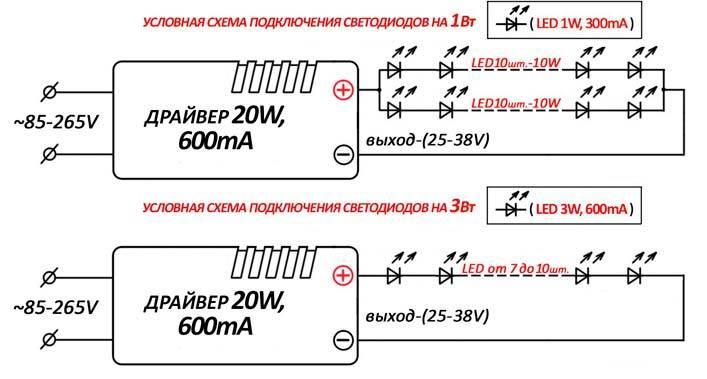 Полное руководство по изучению и выбору светодиодного драйвера